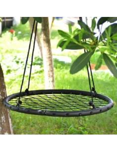 Садовые качели с сетью...