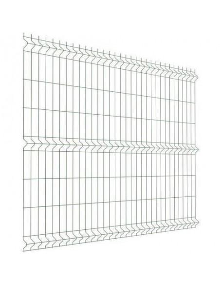 Заборная панель 3D. 4 мм 1030*2500мм RAL6005