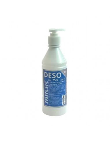 Käte desovahend gel DESO500