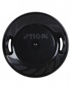 Ледянка Twister черная 74-6124-01