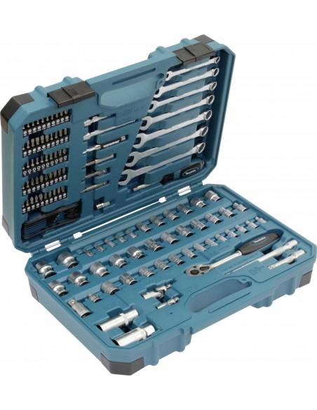 Makita tööriistakomplekt E-06616, 120 osaline