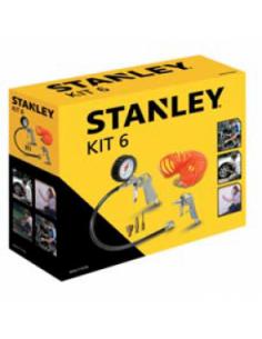 Õhkotsikud KIT 6 Stanley