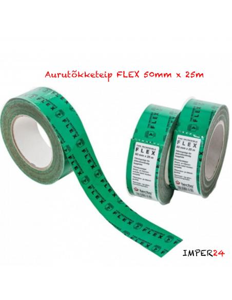 Пароизоляционная лента FLEX 50ммX25м